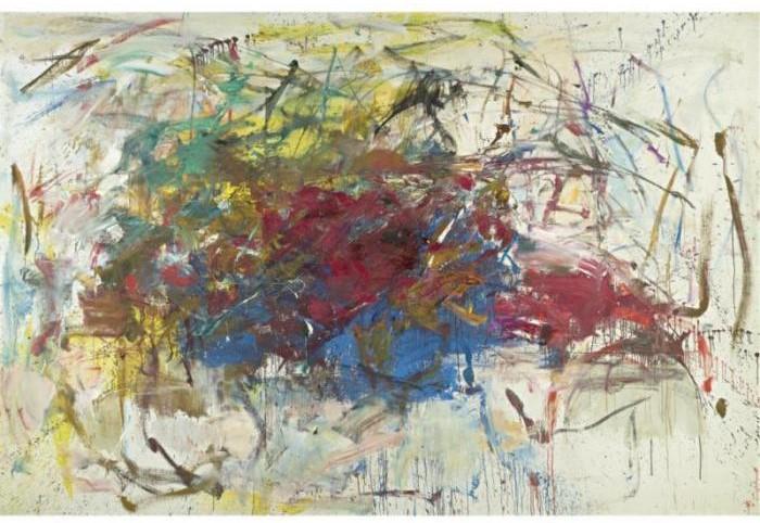 Joan Mitchell-Untitled-1962