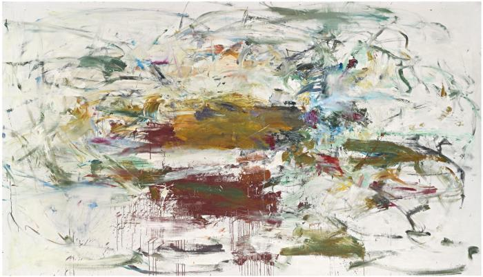 Joan Mitchell-County Clare-1960