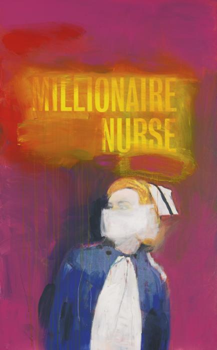 Richard Prince-Millionaire Nurse-2002