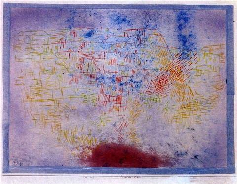 Paul Klee-Sudliche Kuste-1925
