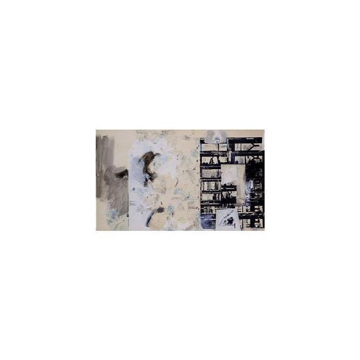 Robert Rauschenberg-Robert Rauschenberg - Untitled-1963