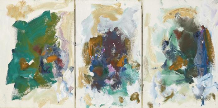 Joan Mitchell-Plaques-1991
