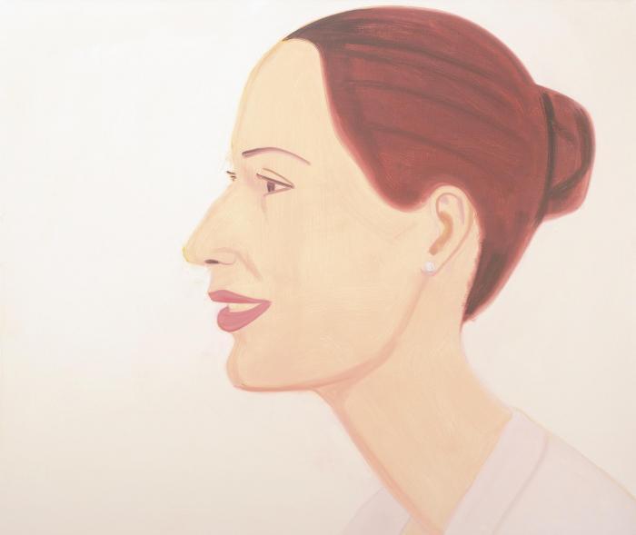 Alex Katz-Ulla-2008
