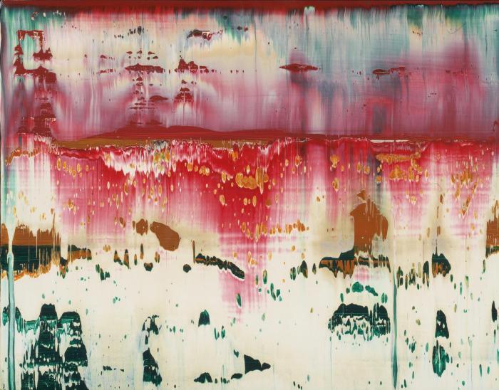 Gerhard Richter-Fuji 839-47-1996