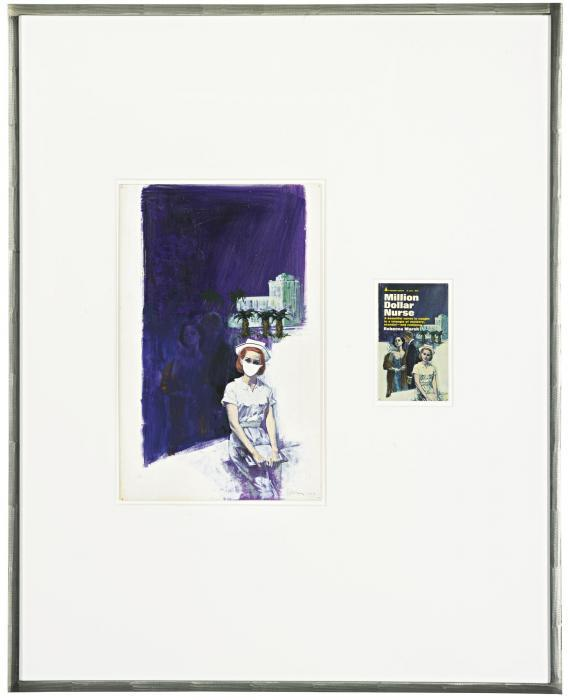 Richard Prince-Million Dollar Nurse-2007