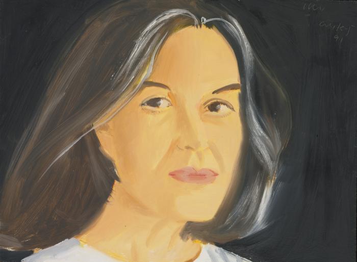 Alex Katz-Ada-1991