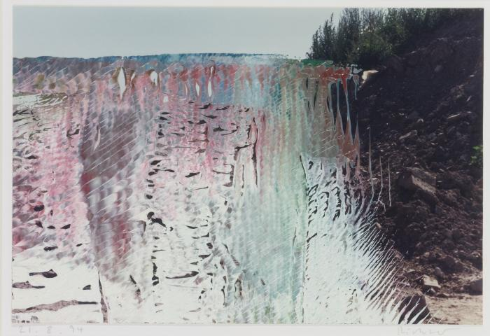 Gerhard Richter-Ohne Titel (27.8.94) / Untitled (27.8.94)-1994