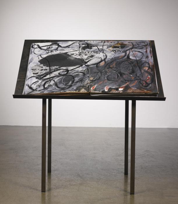 Anselm Kiefer-Ragnarok-1989