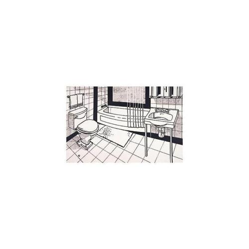 Roy Lichtenstein-Bathroom-1961