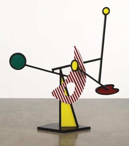Roy Lichtenstein-Mobile III-1990