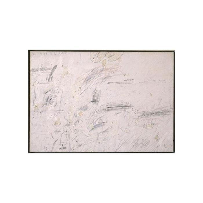 Cy Twombly-Settebello-1959