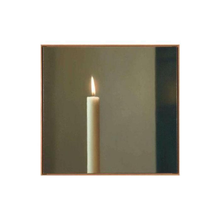 Gerhard Richter-Kerze (Candle)-1982