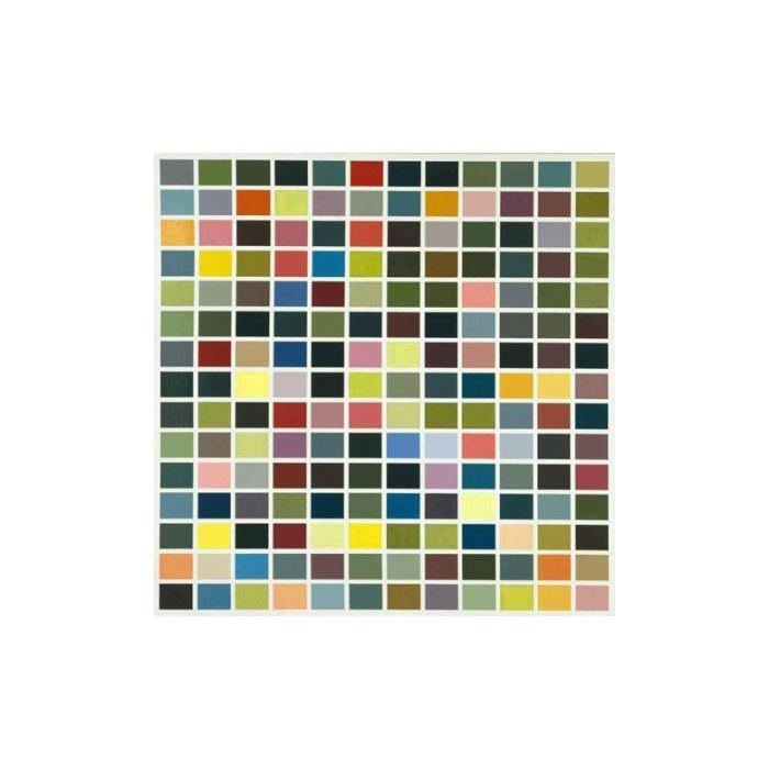 Gerhard Richter-180 Colours (180 Farben)-1971