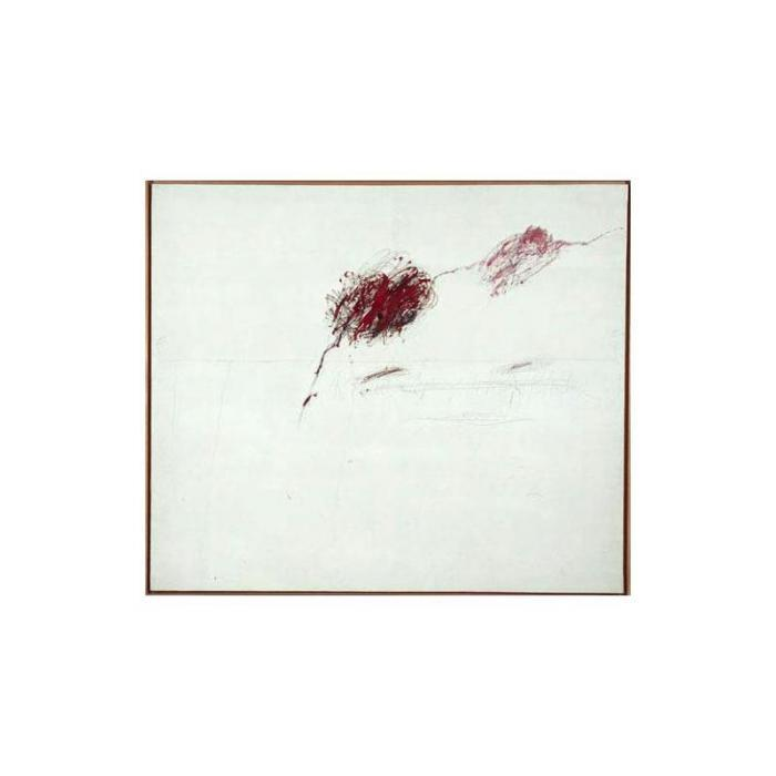 Cy Twombly-Achilles mourning the Death of Patroclus-1962