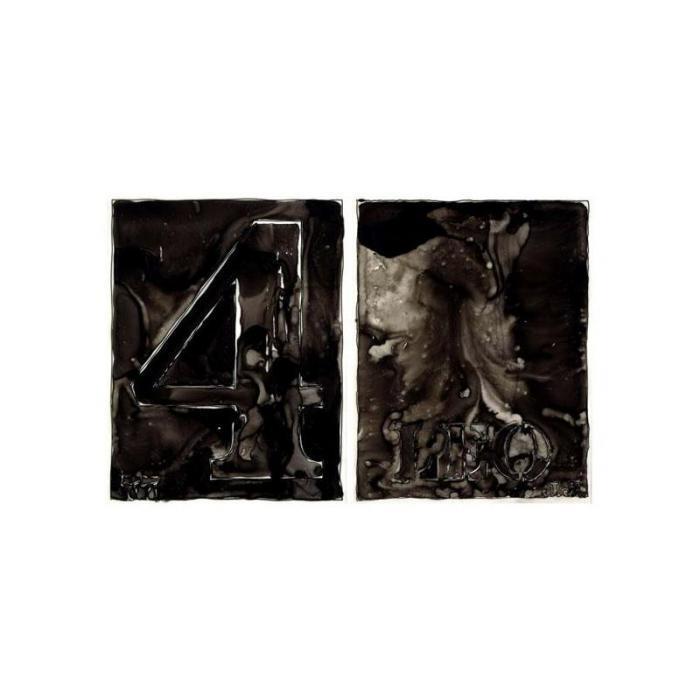 Jasper Johns-4 Leo-1977