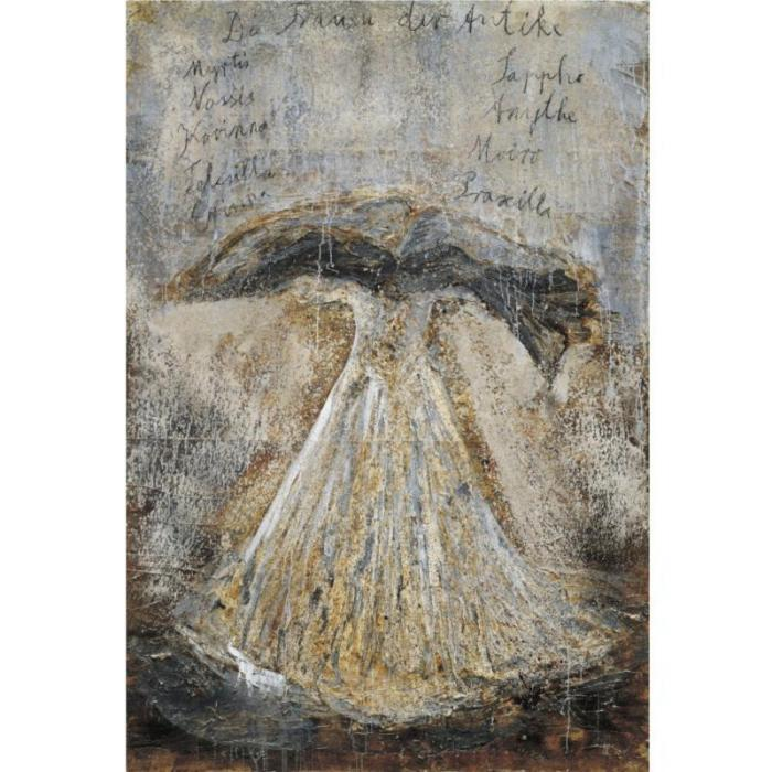 Anselm Kiefer-Die Frauen der Antike / Women of Antiquity / Les femmes de l'antiquite / The Women of the Ancient World-2000