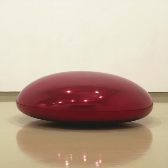 Anish Kapoor-Blood Solid-2001