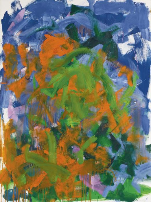 Joan Mitchell-Between-1985
