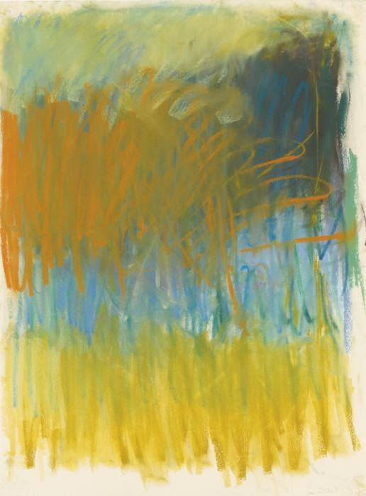 Joan Mitchell-Untitled-1979