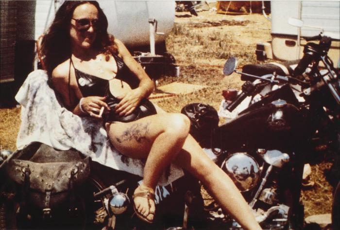 Richard Prince-Untitled (Girlfriend)-1993