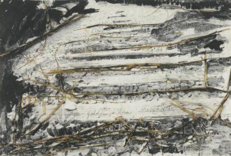 Anselm Kiefer-Des Malers Atelier (The Artist's Studio)-1983