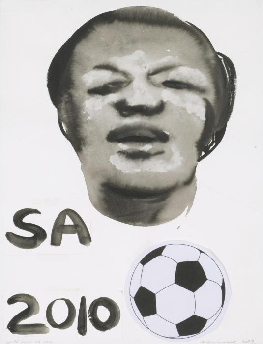 Marlene Dumas-World Cup Sa 2010-2009