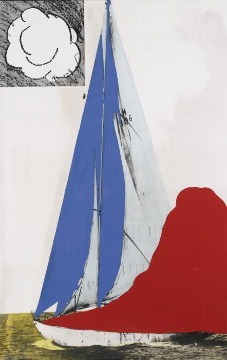 John Baldessari-Cargo-1990