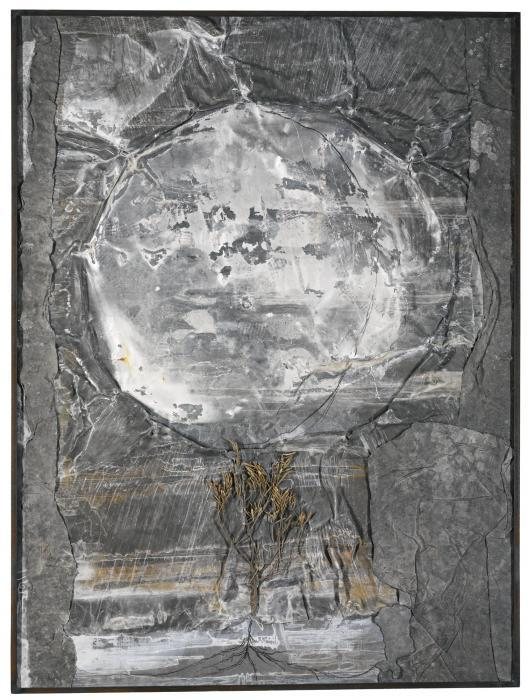Anselm Kiefer-Der Tod des Vergil (The Death of Vergil)-1989