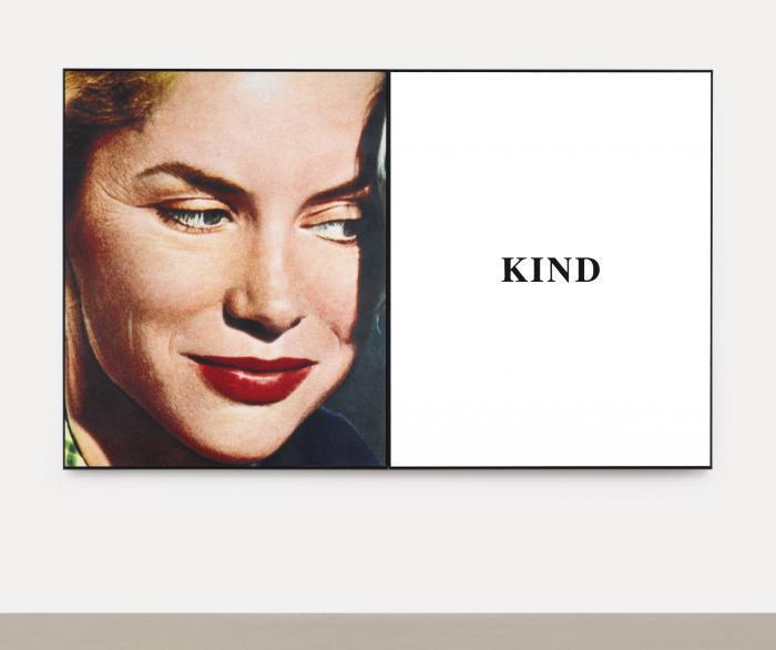 John Baldessari-Prima Facie (Second State): Kind-2005