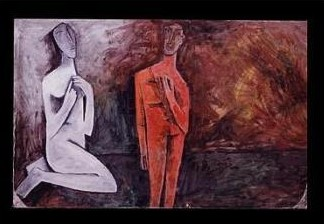 Maqbool Fida Husain-Second Act-