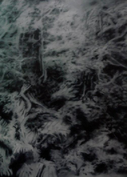 Gerhard Richter-Waldstuck (Okinawa) / Forest Piece (Okinawa)-1969