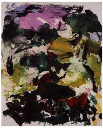 Joan Mitchell-Untitled-1988