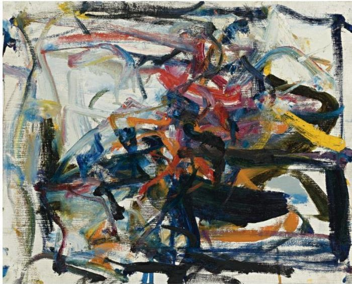 Joan Mitchell-Untitled-1955