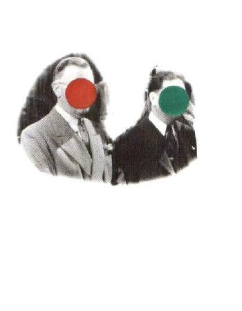 John Baldessari-Palette (Vincent and Theo)-1988
