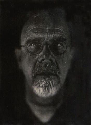 Chuck Close-Self Portrait-2001
