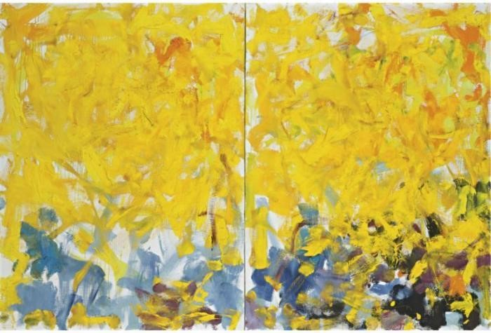Joan Mitchell-And Tuesday-1980