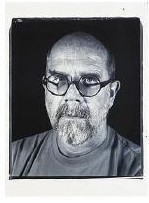 Chuck Close-Self-Portrait-1986