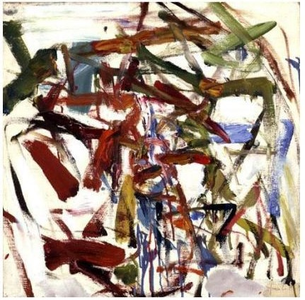 Joan Mitchell-Untitled-1952
