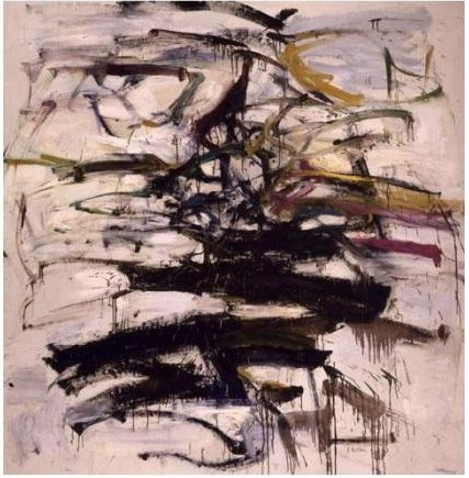 Joan Mitchell-Untitled-1958