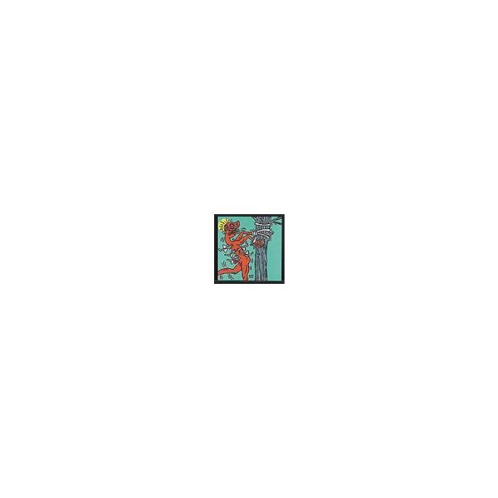 Keith Haring-Keith Haring - St.Sebastian-1984