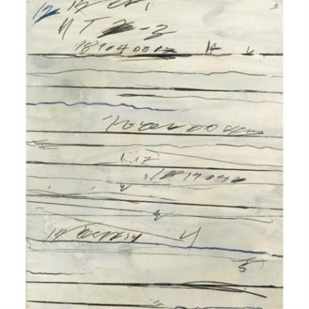 Cy Twombly-Ramification-1971
