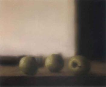 Gerhard Richter-Apfel (Apples)-1984