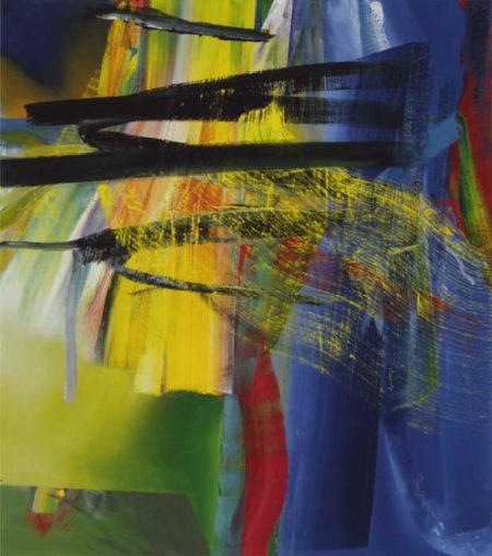 Gerhard Richter-Besen (Broom)-1984