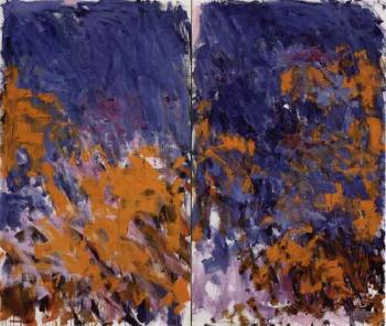 Joan Mitchell-Your Boat-1982