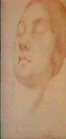 Diego Rivera-Mademoiselle Vera-1921