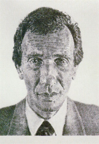 Chuck Close-Arne-1980