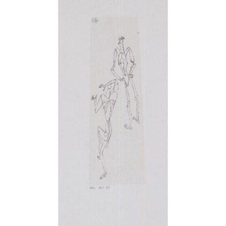 Paul Klee-Akte (Nudes)-1912