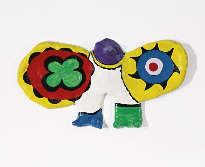 Niki de Saint Phalle-Oiseau (Last Night I Had a Dream)-1972