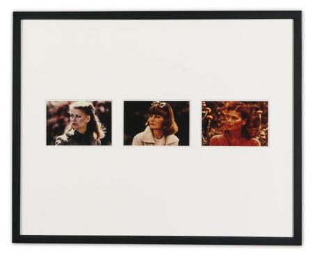 Richard Prince-Untitled (Three Women Looking in the Same Direction)-1980