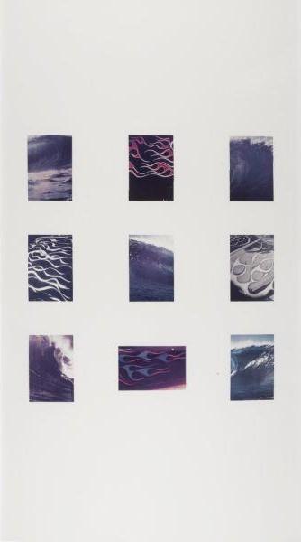 Richard Prince-Waves And Flames-1986